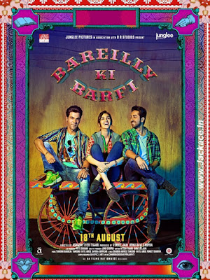 Bareilly Ki Barfi Budget, Screens & Day Wise Box Office Collection