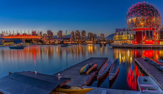 Vancouver, The Unforgettable Journey