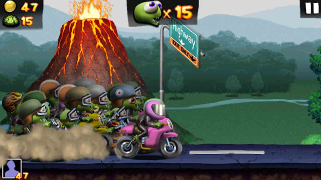 cara membuka rider z zombie tsunami tanpa root