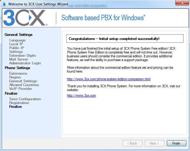 3CX Phone System – VoIP Server untuk OS Windows - gudang ilmu