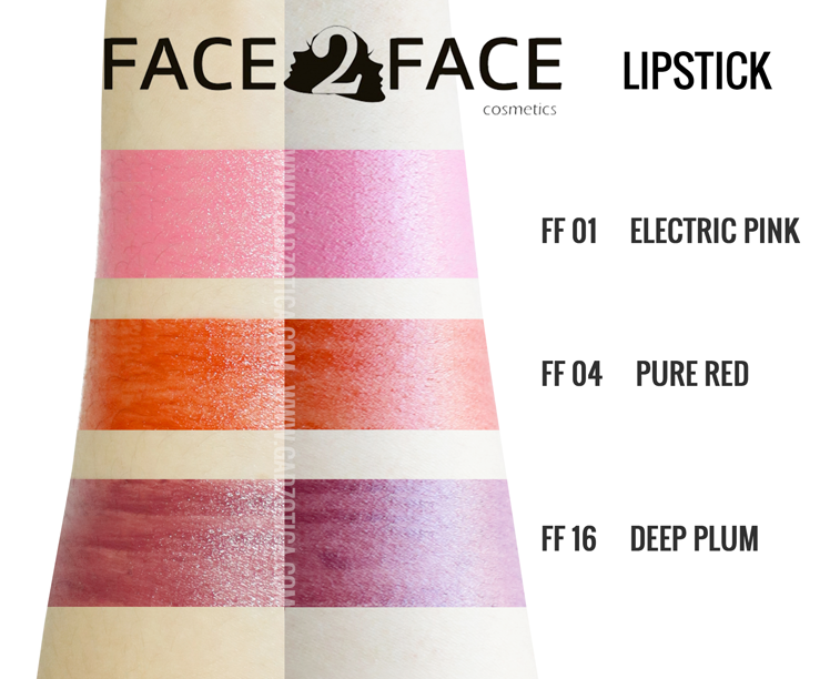 Face2Face Lipstick