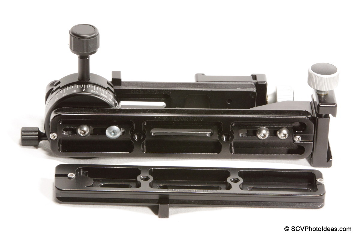 Vertical rail + Nodal rail assembly + backed G13-80 rail part2