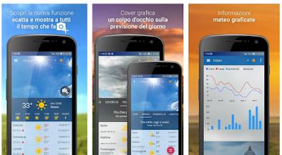app previsioni del tempo