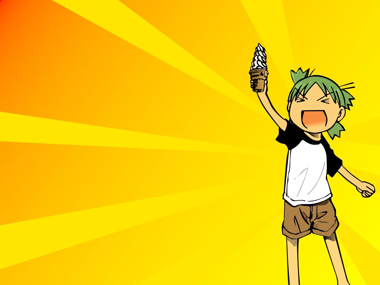 Tokoh Komik Lucu Jepang, Yotsuba?!