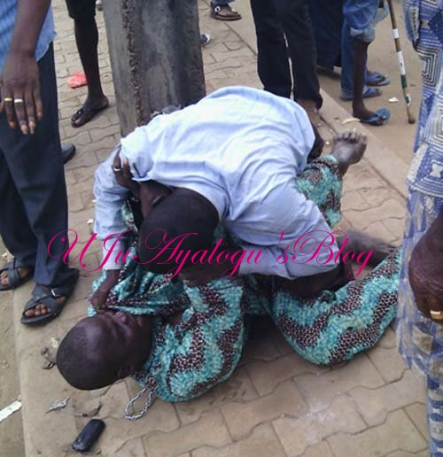 Tension in Anambra as Father Kills His Only Son for Planning to Marry Older Woman