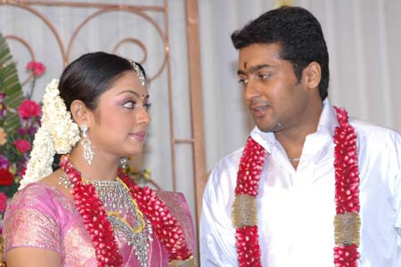 Surya Jyothika Wedding Photos - wedding flowers 2013