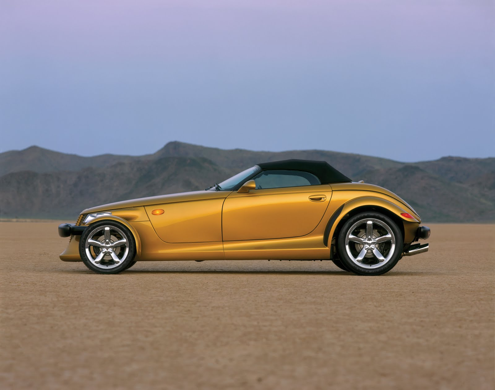 Kill It With Fire Plymouth Prowler Retrospective Could Have Used A V8