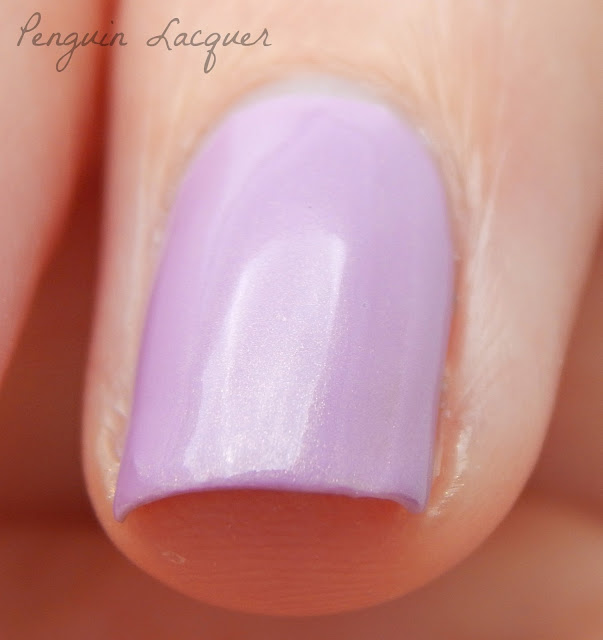 kiko smart fast dry lacquer 023 pearly golden lilac makro