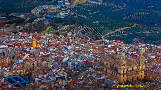JAÉN (ANDALUSIA) - SPAIN