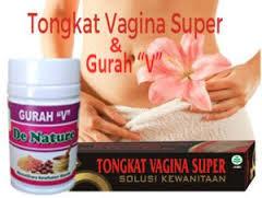 Image Mengobati keputihan dan tips merapatkan vagina dengan tsv