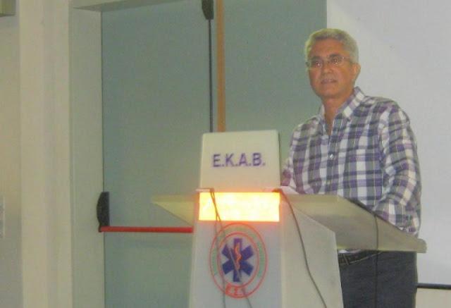 Ο πρόεδρός του ΕΚΑΒ παραιτήθηκε