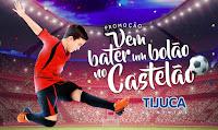 Promoção 'Vem bater um bolão no Castelão' Tijuca Alimentos