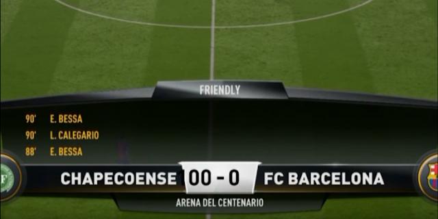 Mira lo que pasa cuando metes 100 goles o más en el FIFA 17