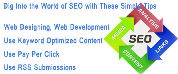 Dig Into the World of SEO with These Simple Tips