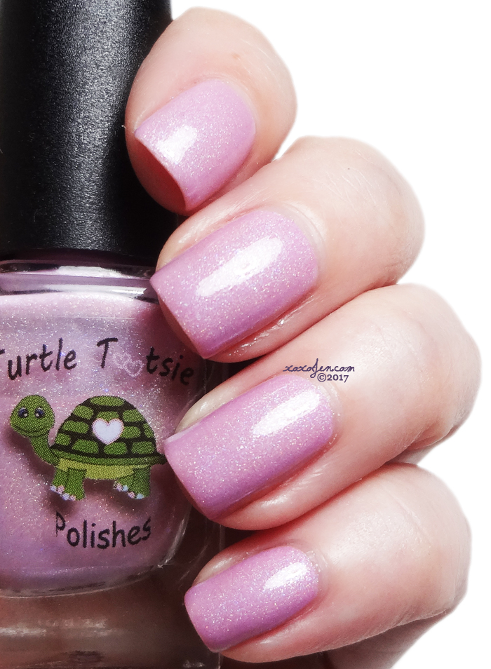 xoxoJen's swatch of Turtle Tootsie Pink Ladies Pink Ladies