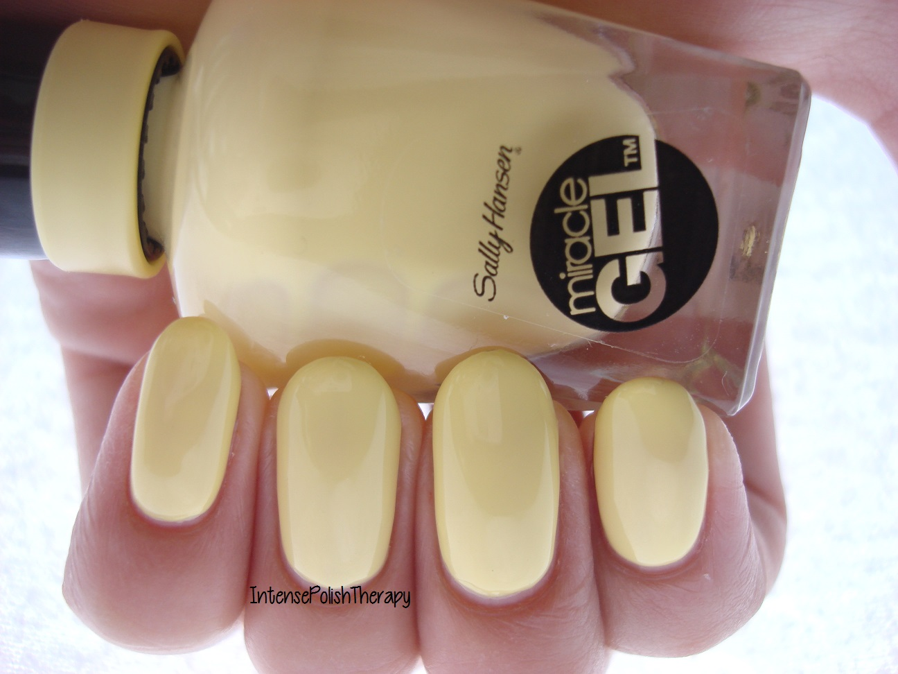 Sally Hansen - Lemon Heaven