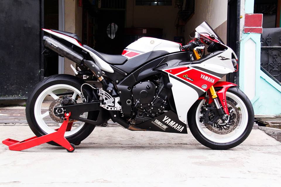 PASAR MOGE BEKAS BANDUNG Dijual MOGE Yamaha YZF R1 WGP