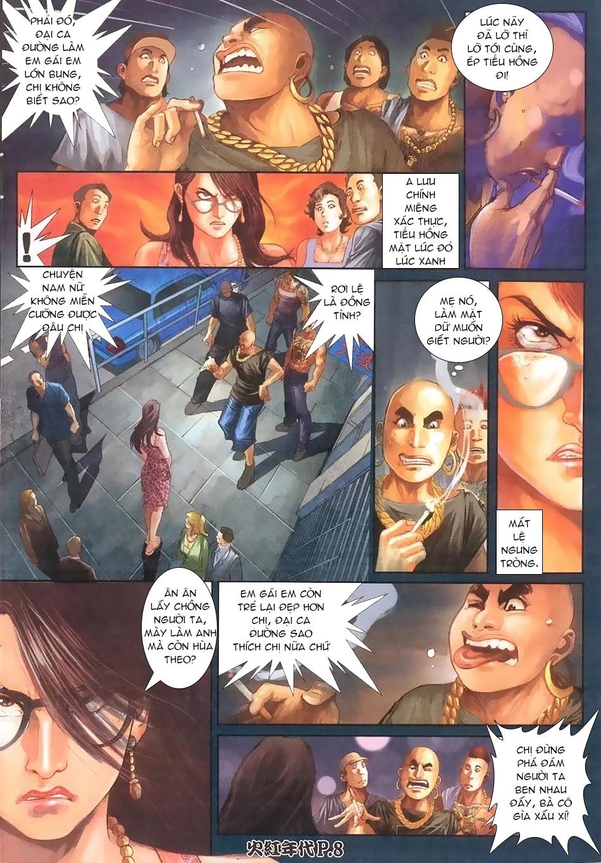 Hỏa Hồng Niên Đại Hắc Cốt Đường chap 112 - Trang 6