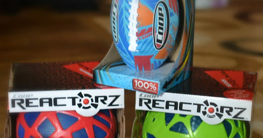 Extended Outdoor Fun with Reactorz from COOP Sports