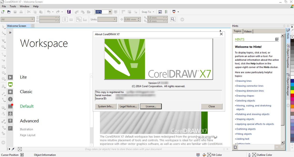 descargar corel draw x7 para android gratis
