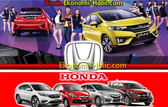 Price List Harga Mobil Honda Otr Jakarta 2019 Media Promosi Bisnis