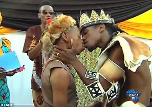 Gay African Men Porn 110