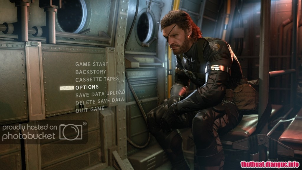 game Metal Gear Solid V: Ground Zeroes Việt hóa