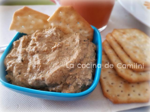 Untable de mejillones (La cocina de Camilni)