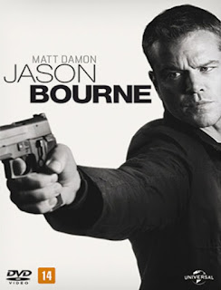 Jason Bourne - BDRip Dual Áudio