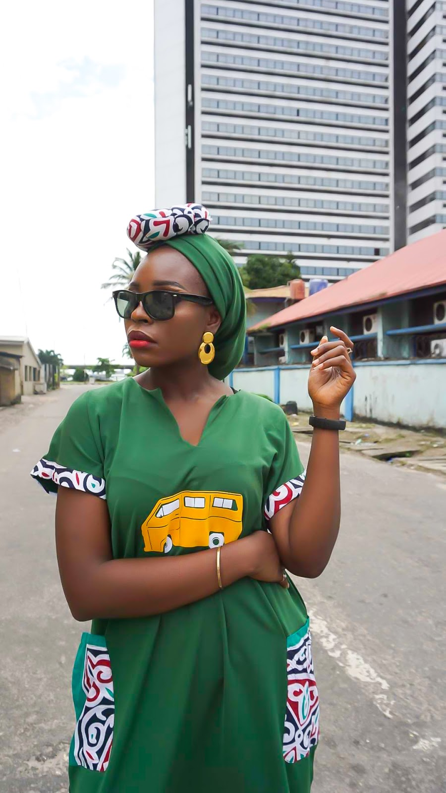 Celebrate Your Independence by Lade Ibikunle