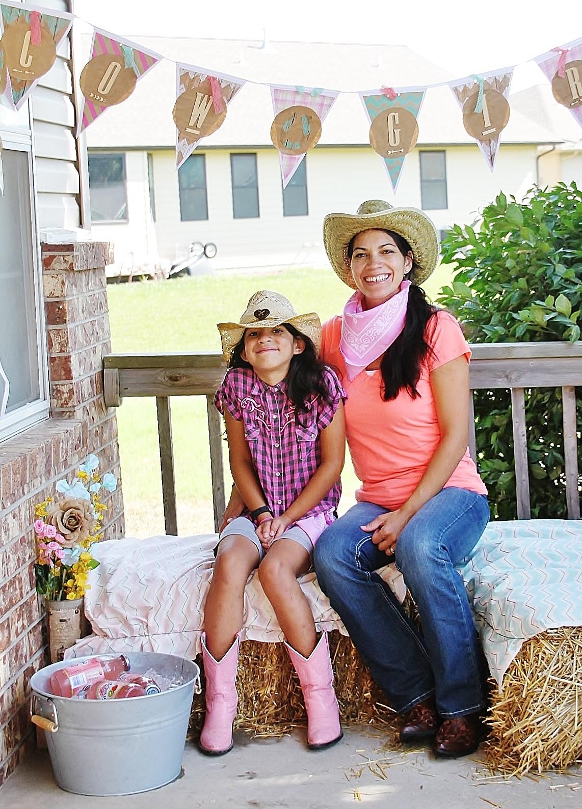 Creative Mommas: Horse Theme 8 Year Old Birthday Party