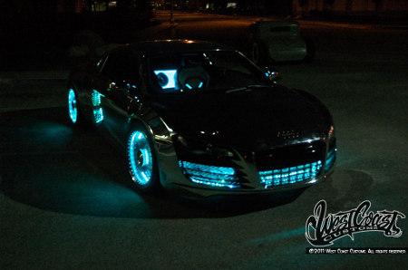 Audi R8 Tron
