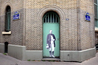 Sunday Street Art : Léo & Pipo - rue de l'Arsenal - Paris 4
