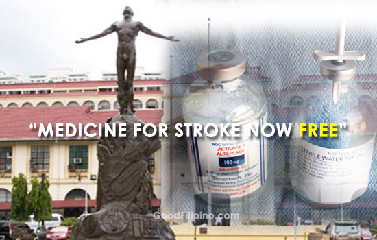Get free medicine for stroke in selected govt' hospitals