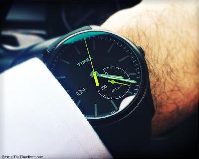 TIMEX IQ+ MOVE Giveaway
