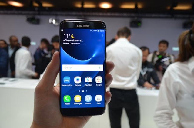 Samsung Galaxy S7 dan Galaxy S7 Edge