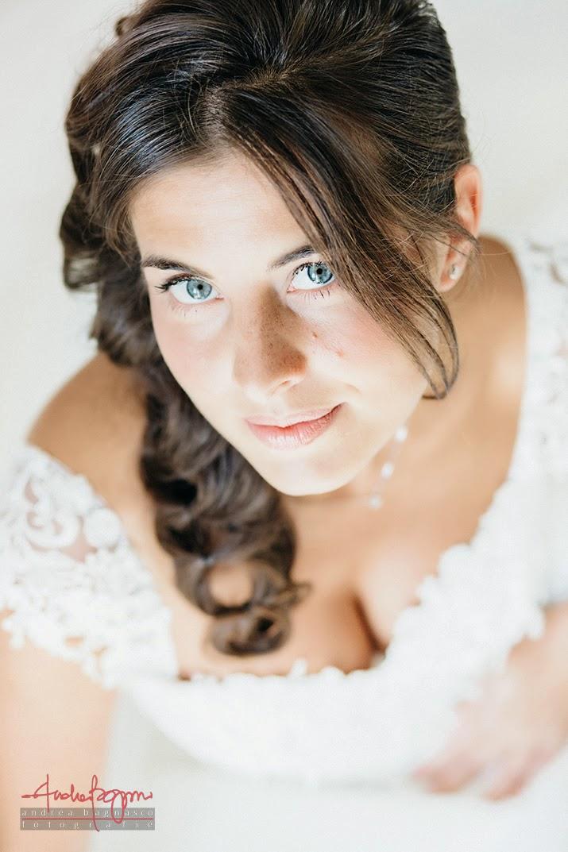 ritratto sposa matrimonio Savona