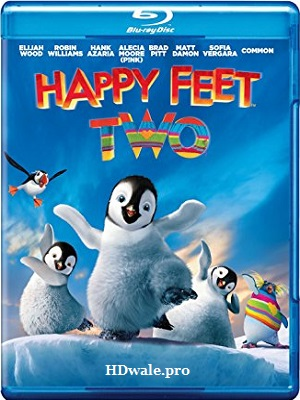 Happy Feet Two (2011) Movie 1080p & 720p BluRay