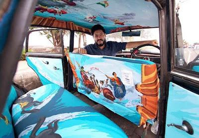 εκκεντρικά ταξί