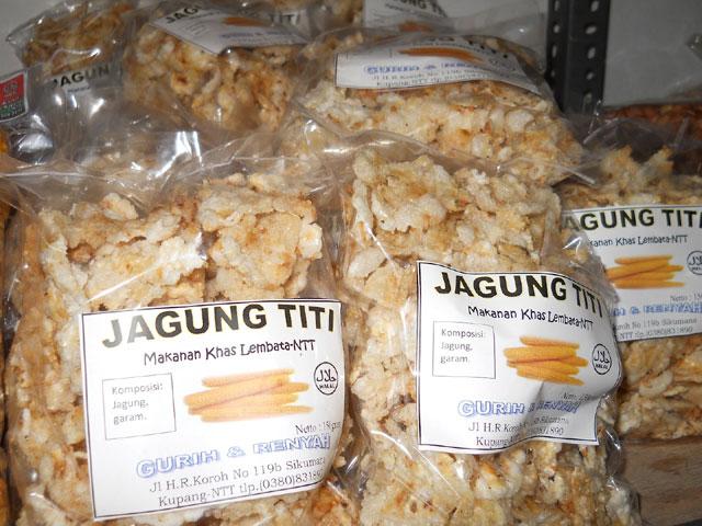 Jagung Titi