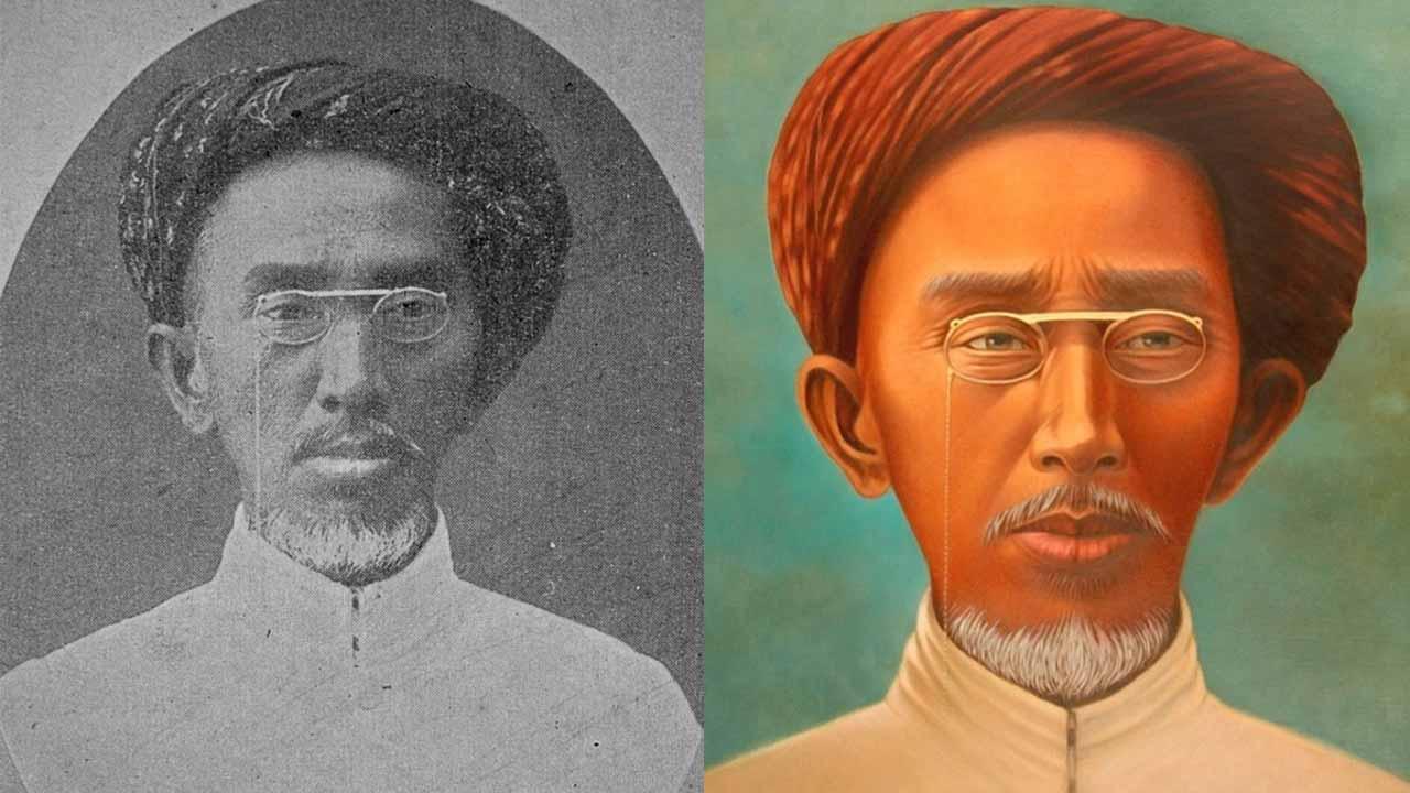 Biografi Kyai Haji Ahmad Dahlan