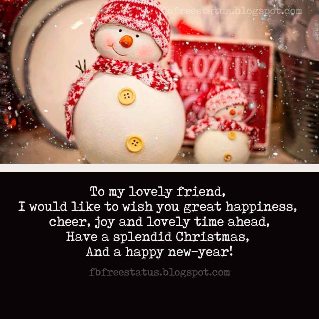 Christmas Messages for Friends (14)