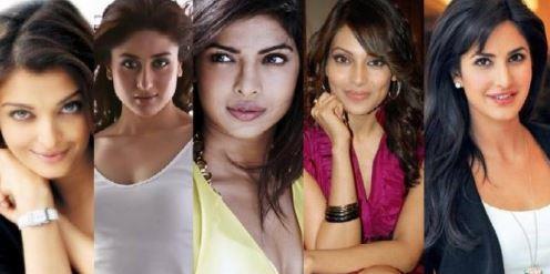 Artis Bollywood Paling Seksi