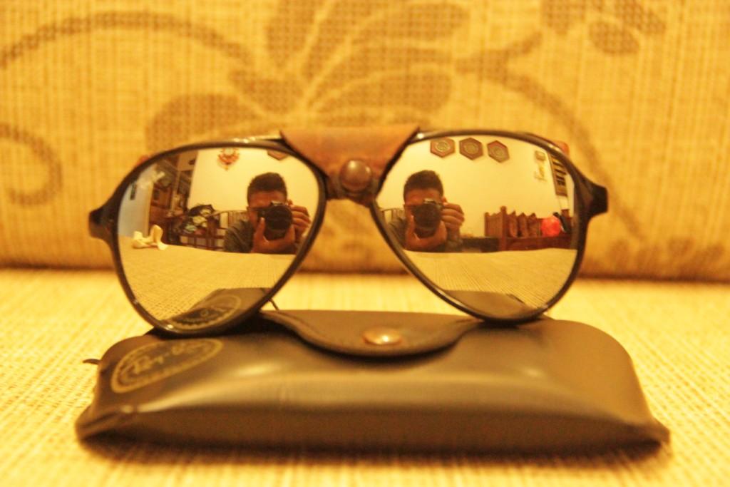 c49e9bd48a ... sunglasses side shield leathers 951c7 e9cc8; sweden sold rayban cats  8000 glacier g 31 full mirror 7a943 5425f