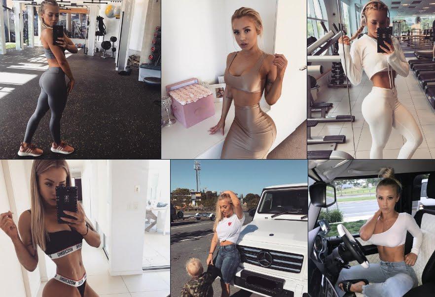 Famosa modella Instagram esce in barella dalla Festa di Compleanno di Kylie Jenner.