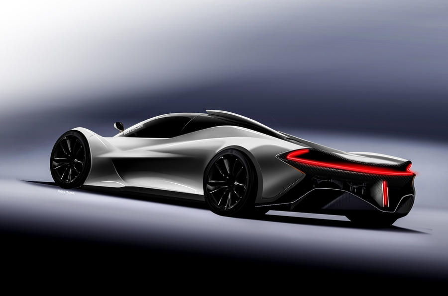 The Sport Car Will Develop By McLaren Special Operations Team Called MSO,  And That Team Is Planning To Use Carbon Fiber To Build The McLaren Hyper  GT, ...