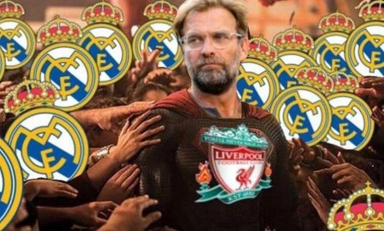 Meme Vignette Divertenti eliminazione Barcellona a Liverpool Foto 4.