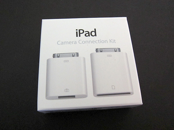 accessories for ipad camera connection kit ipad 1 2 new ipad. Black Bedroom Furniture Sets. Home Design Ideas