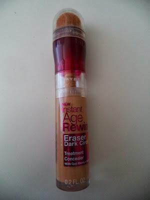 [Re-Discovery] Maybelline Instant Age Rewind Eraser Dark Circle Treatment Concealer