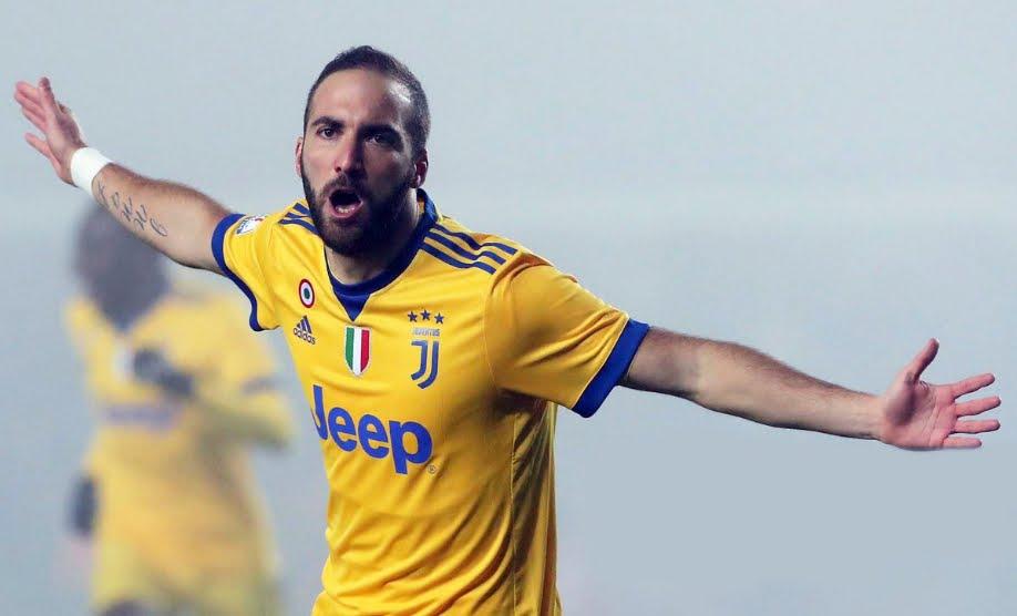 Atalanta-Juventus è finita 0-1: Higuain e Super Buffon una spanna sopra tutti | Andata semifinale Coppa Italia